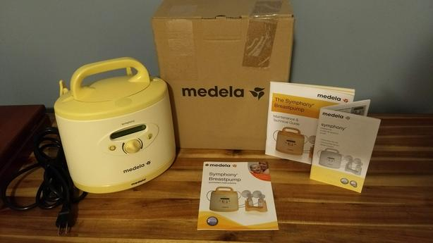 Medela Symphony Breast Pump +