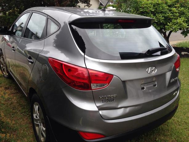 2010 Hyundai Tuscon GL