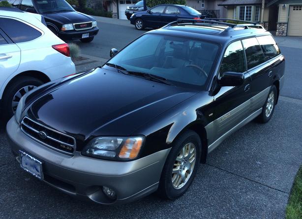 2001 Subaru Outback 3.0 H6 VDC