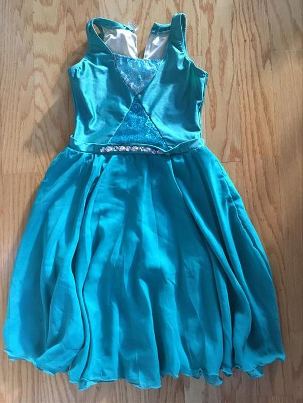 Blue Ballet/dress up dress