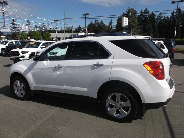 2012 CHEVROLET EQUINOX LTZ AWD FOR SALE