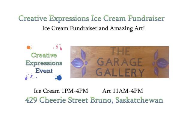 Art and Ice Cream