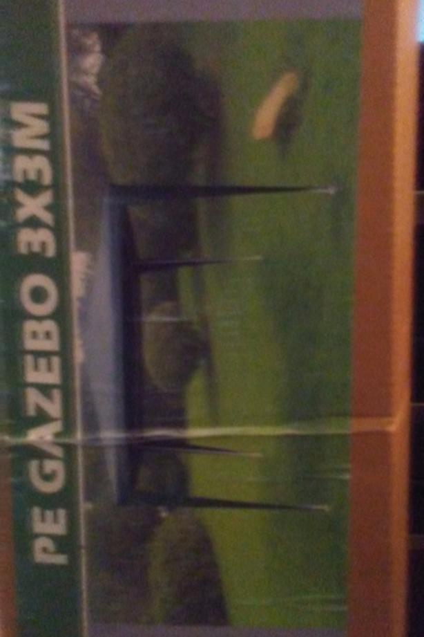 new gazebo