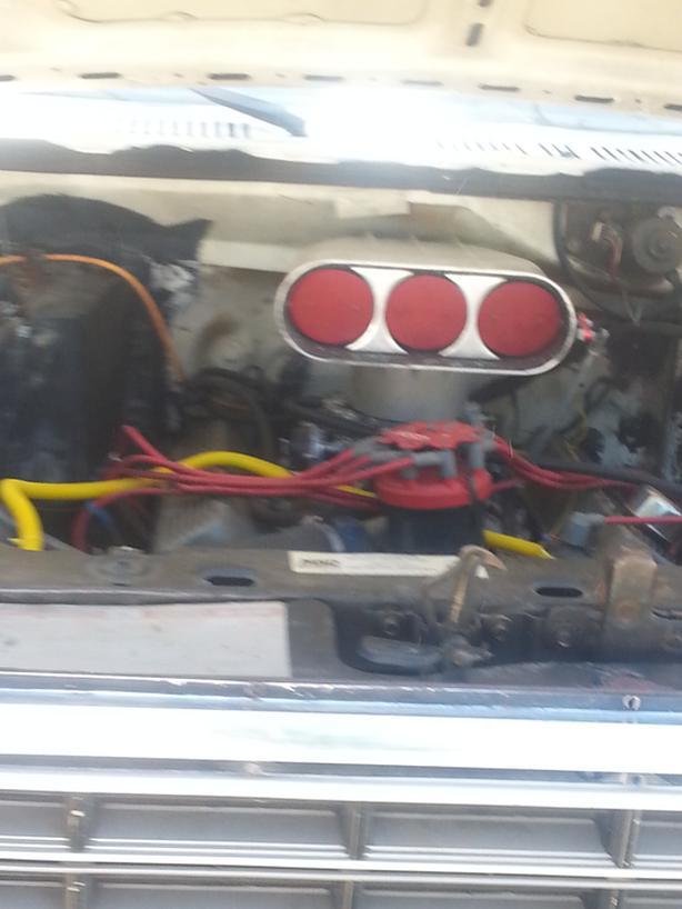 hotrod truck
