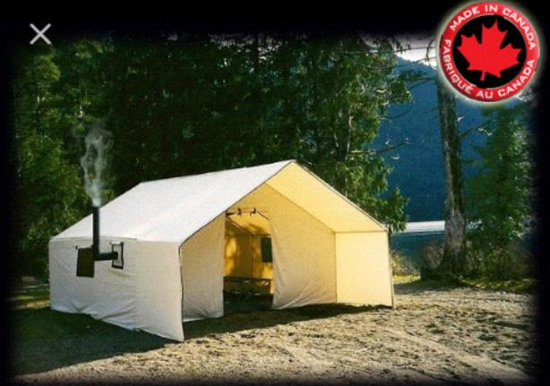 DELUXE Brand 12 x 14 Wall Tent