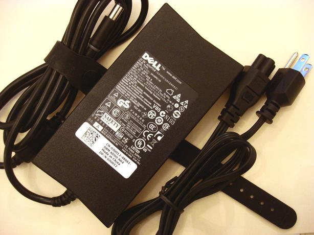 Dell laptop charger, Output 19.5 volts,