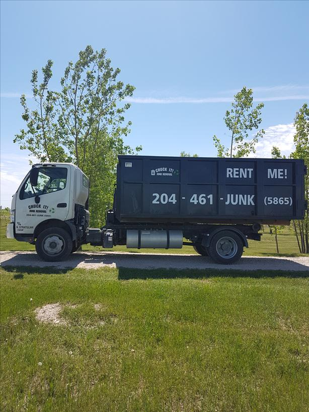 You Load We Haul Bin Rentals - 20, 12, 10, 8, & 4 Yard Bins