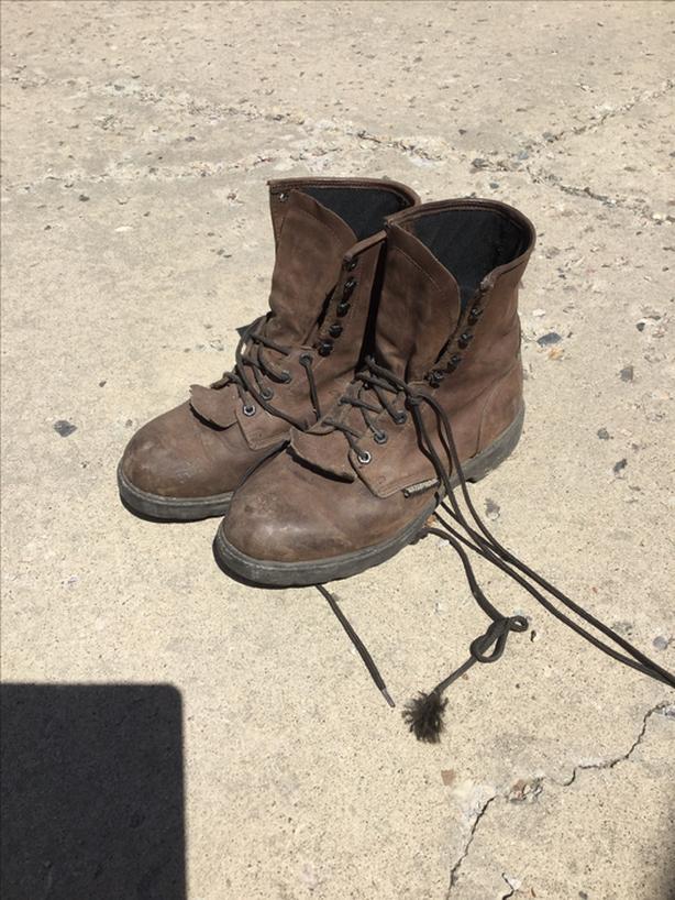 Redhead hutting boots #11