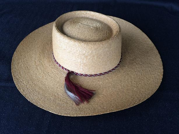 Chilean Horseman's Hat - Chupalla