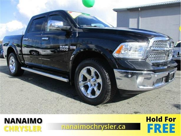 2015 Ram 1500 Laramie One Owner No Accidents