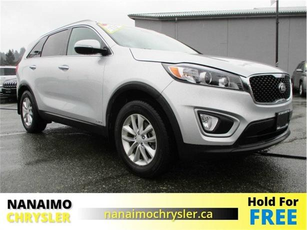 2017 Kia Sorento LX One Owner No Accidents