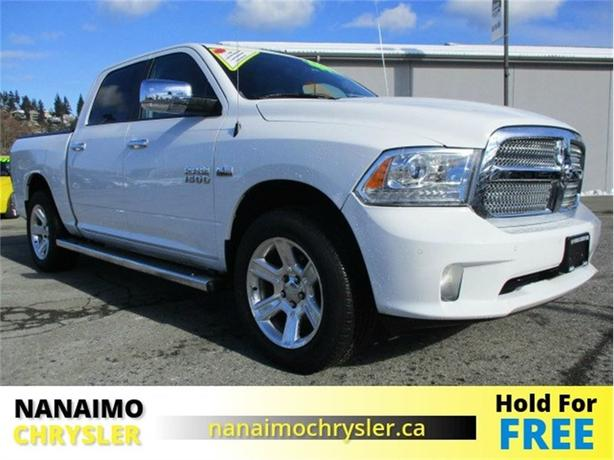 2015 Ram 1500 Limited Low Kilometers Navigation