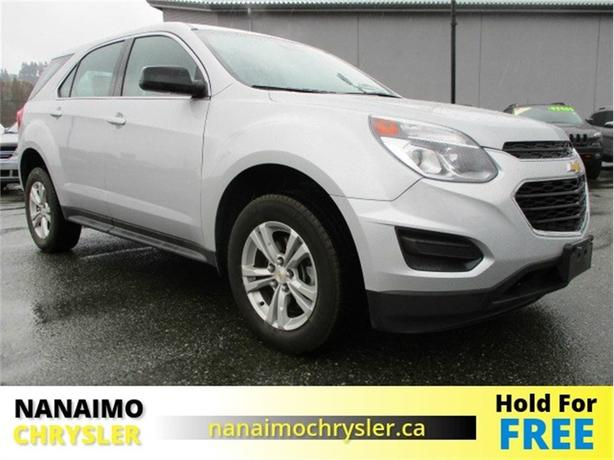 2016 Chevrolet Equinox LS No Accidents Rear View Backup Camera
