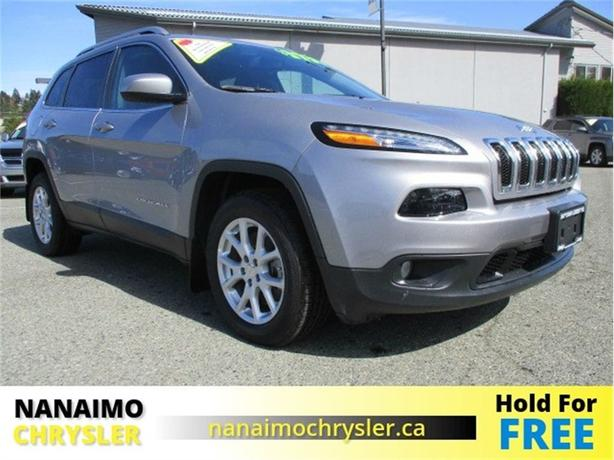 2017 Jeep Cherokee North One Owner No Accidents