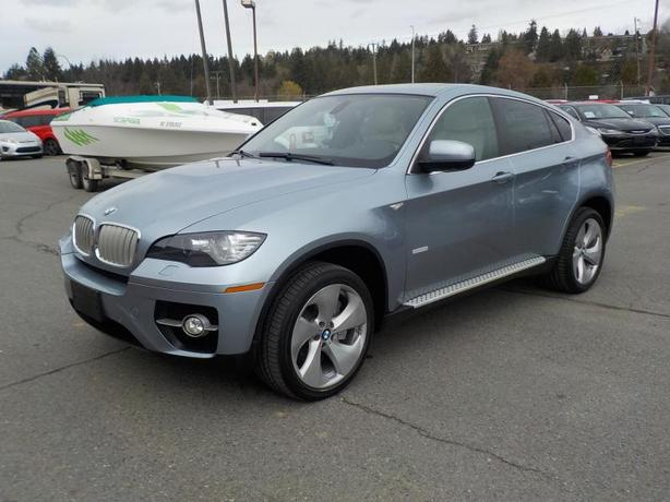 2010 BMW X6 ActiveHybrid AWD