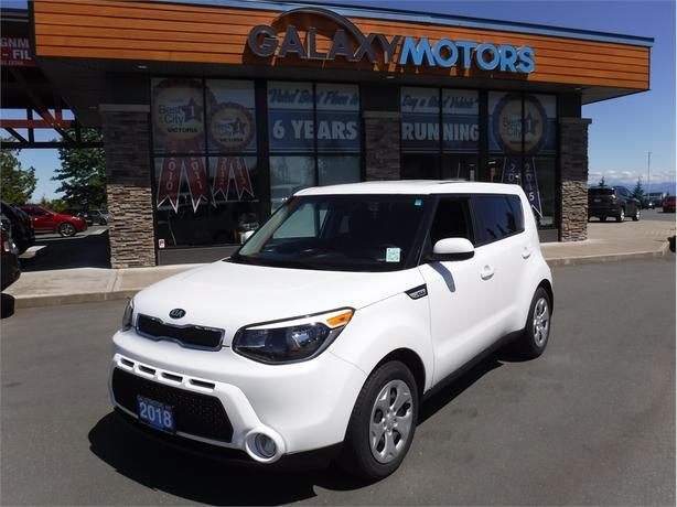 2016 Kia Soul LX- Bluetooth, BC Only, Steering Wheel Audio Controls