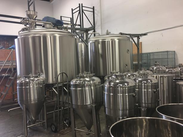 Brewing & Restaurant Equipment Auction - June 23