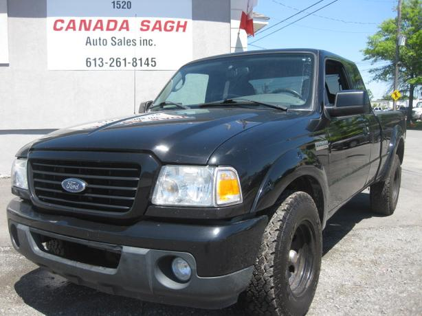 2008 FORD RANGER, XL, GOOD SHAPE, 12 M WRTY+SAFETY, ONLY $5990