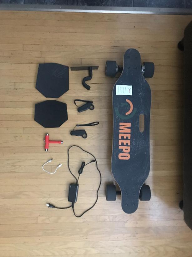 Electric Skateboard For Sale