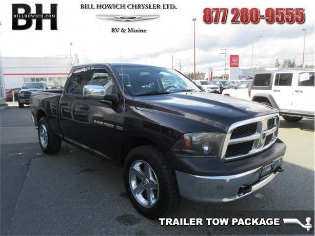 2011 Ram 1500 ST - Power Windows - Trailer Hitch - $230.57 B/W