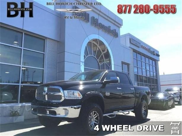 2013 Ram 1500 Laramie Longhorn - Bluetooth -  Remote Start - $35