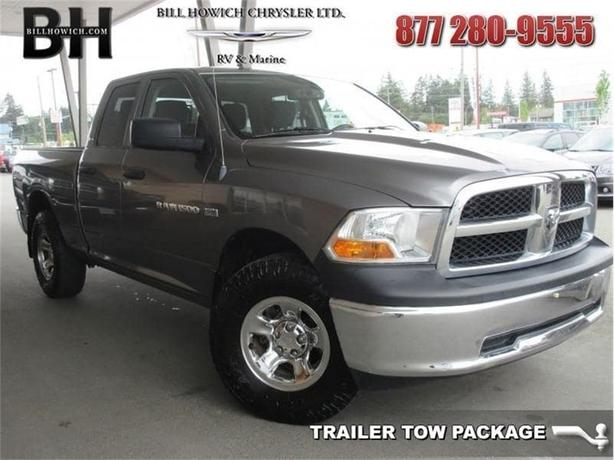 2011 Ram 1500 ST - Trailer Hitch - Air - $208.60 B/W