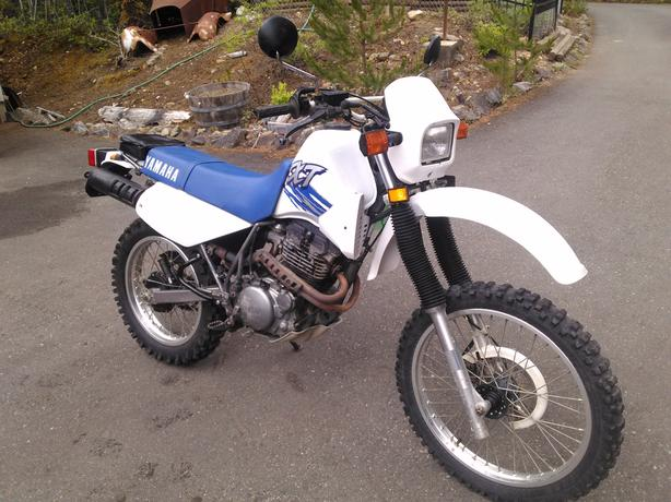1992 Yamaha XT350