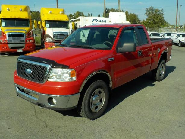 2008 Ford F-150 XLT SuperCab 6.5 ft Box 4WD
