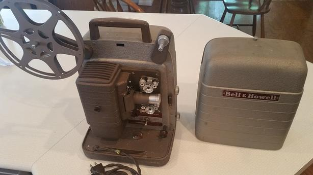  Log In needed $100 · Vintage Bell and Howell 8mm Projector