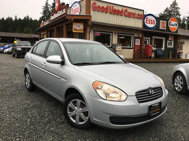 2007 Hyundai Accent Auto, A/C & Power Group