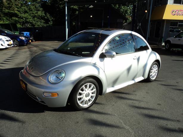 2004 Volkswagen NewBeetle GLS