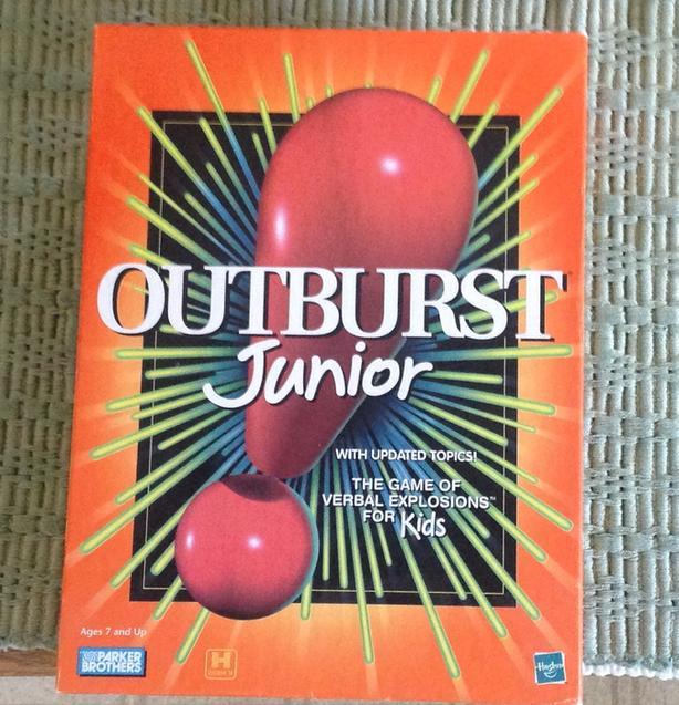 Outburst Jr