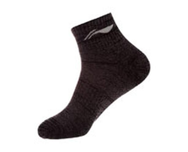e02d8b97e Li-Ning Men's Sports Socks. New professional men's badminton socks in grey.