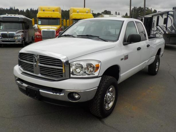 2009 Dodge Ram 2500HD SLT Quad Cab Long Box 4WD