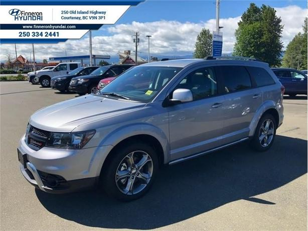 2017 Dodge Journey Crossroad AWD  Seven Passenger