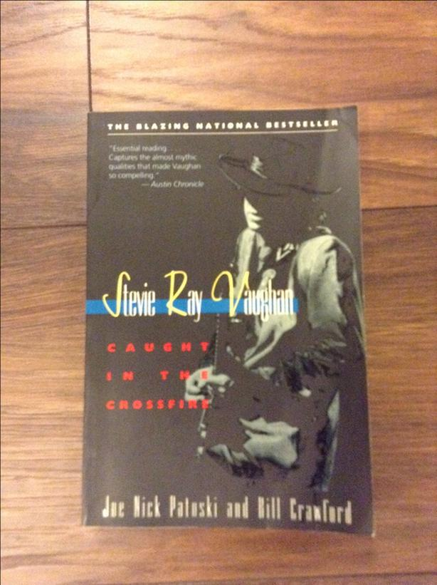 Stevie Ray Vaughan and Jaco Pastorius Biographies For Sale