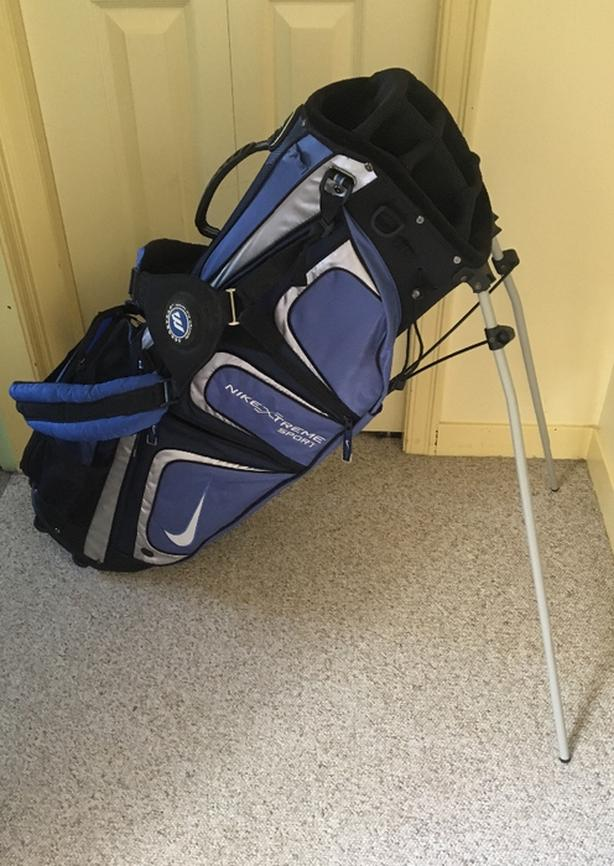 Nike Xtreme Sport Stand Bag