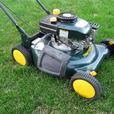 Lawnmower ~ Mulching c/w Bag  (6.25 HP)