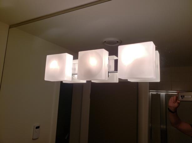 contemporary vanity lights. contemporary bathroom vanity lights - 2 available i