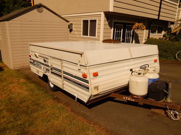 1991 Jayco Tent Trailer Esquimalt View Royal Victoria