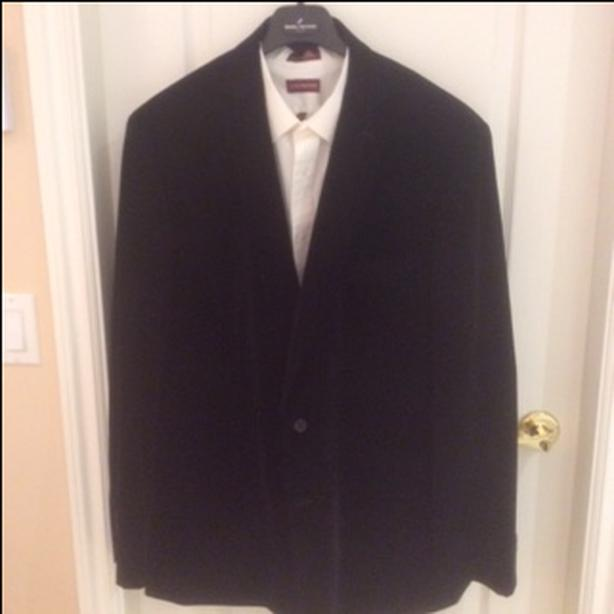 Black Sport Jacket