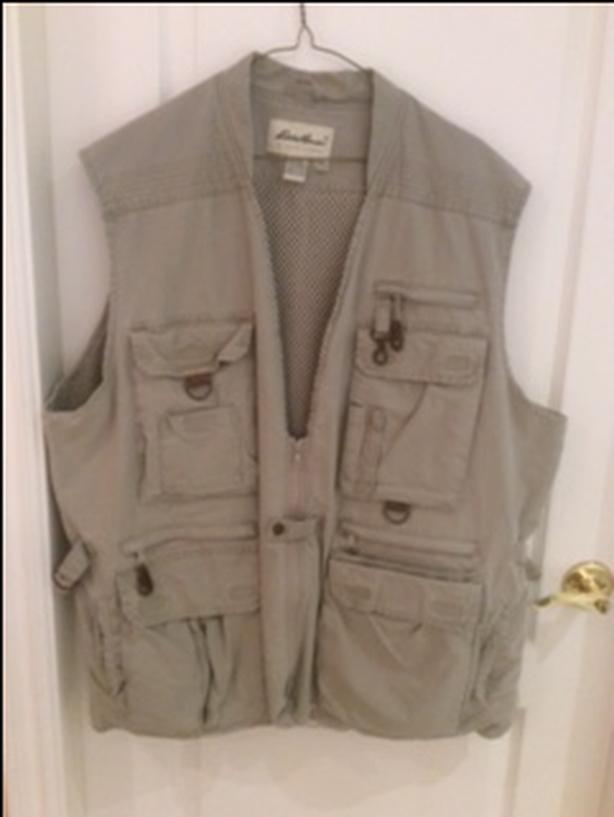 Eddie Bauer Multi-pocket Vest