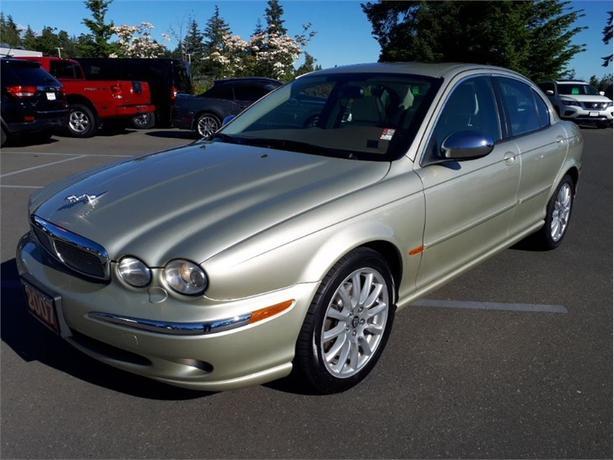 2007 Jaguar X-Type 3.0