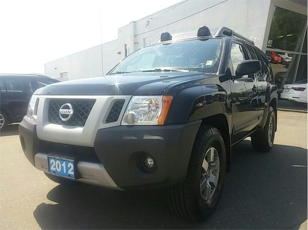 2012 Nissan Xterra Pro-4X Automatic - New Tires!