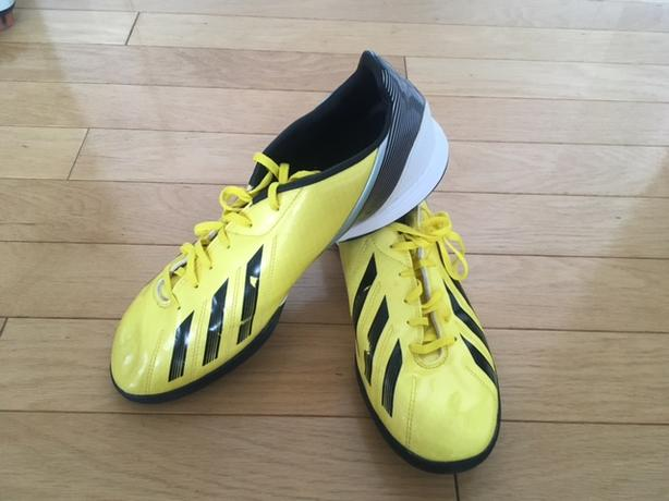 a4a3af35f Adidas F50 indoor soccer cleats - men  39 s size 9.5 East Regina
