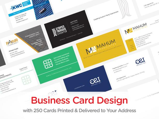 Professional Logo, Business Card, Graphics and Web Design
