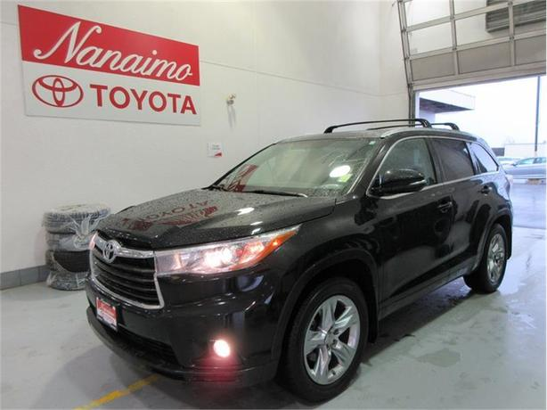 2015 Toyota Highlander Limited V6 AWD