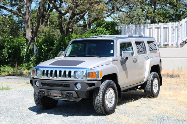 2007 Hummer H3 4WD - NO ACCIDENTS!