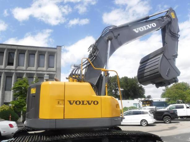 2014 Volvo Ecr305 CL Excavator Diesel
