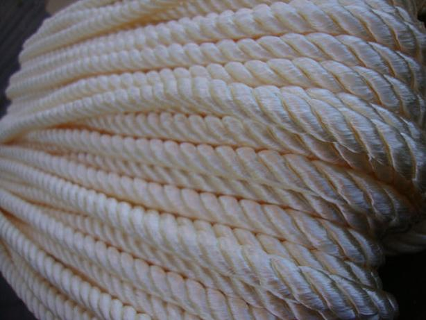 BRAND NEW: 50 YARDS CABLE CORD PIPING FOR UPHOLSTERY, DRAPES ETC